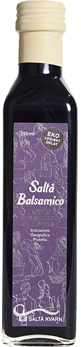 Balsamico Eko 2x250ml Saltå Kvarn