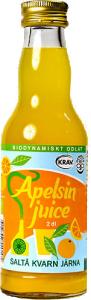 Apelsinjuice Eko 6x200ml Saltå Kvarn