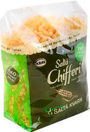 1st makaroner från Saltå Kvarn om 10kg billigt hos Kolonialvaror. Alltid bra pris på skafferivaror i storpack. Perfekt för catering storhushåll restaurang och café. Vi levererar till hela Sverige!