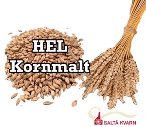 1st kornmalt hel från Saltå Kvarn om 25kg billigt hos Kolonialvaror. Alltid bra pris på skafferivaror i storpack. Perfekt för catering storhushåll restaurang och café. Vi levererar till hela Sverige!