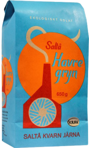 Havregryn 5kg Saltå Kvarn