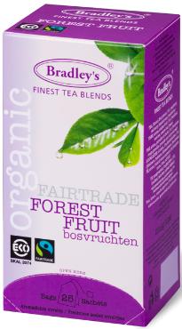 24x25st påsar skogsbär forest fruit te från Bradleys om 40g billigt hos Kolonialvaror. Alltid bra pris på skafferivaror i storpack. Perfekt för catering storhushåll restaurang och café. Vi levererar till hela Sverige!
