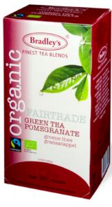 24x25st påsar granatäpple te från Bradleys om 40g billigt hos Kolonialvaror. Alltid bra pris på skafferivaror i storpack. Perfekt för catering storhushåll restaurang och café. Vi levererar till hela Sverige!