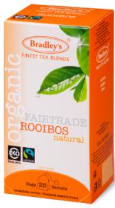 24x25st påsar rooibos rött te från Bradleys om 40g billigt hos Kolonialvaror. Alltid bra pris på skafferivaror i storpack. Perfekt för catering storhushåll restaurang och café. Vi levererar till hela Sverige!