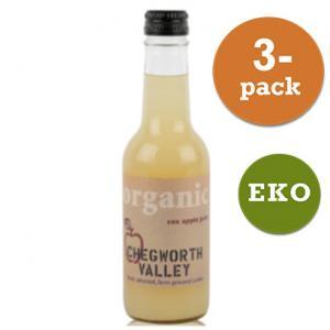 Äppeljuice Eko 3x250ml Chegworth Valley
