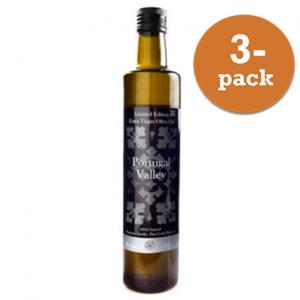 Olivolja Limited Edition Extra Virgin 3x500ml Portugal Valley