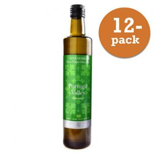 Olivolja Organic Eko Extra Virgin 12x500ml Portugal Valley