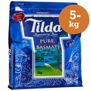 Basmatiris 5kg Tilda