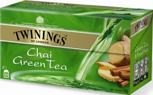 Grönt Te Chai Twinings 3x50g
