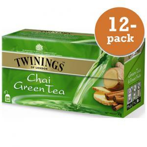 Grönt Te Chai Twinings 12x50g