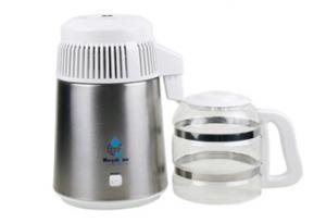 Megahome Vattendestillator Glas