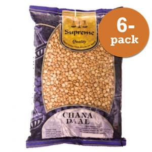 Gula Ärter 6x2kg Supreme