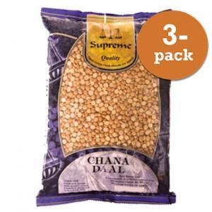 Gula Ärter Supreme 3x2kg
