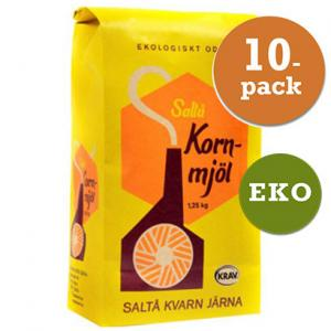 Kornmjöl 10x1.25 Saltå Kvarn