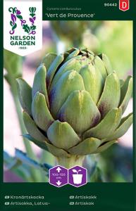 Kronärtskocka Premium Frö Nelson Garden