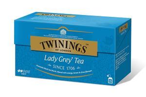 Te Lady Grey Twinings 1x50g KORT HÅLLBARHET