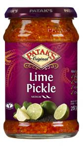 Lime Pickles Patak´S 3x283g