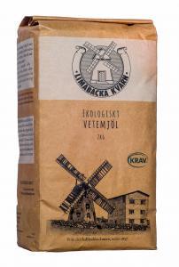 Vetemjöl KRAV 2x2kg Limabacka Kvarn