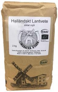 Halländskt Lantvete KRAV 2x2kg Limabacka Kvarn