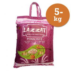 Ponni Ris 1x5kg Lazzat