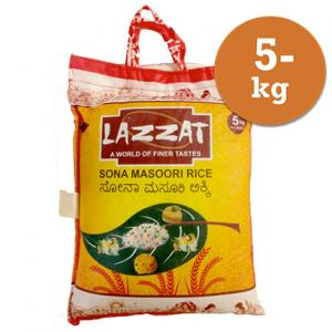 Sona Masoori Ris 1x5kg Lazzat