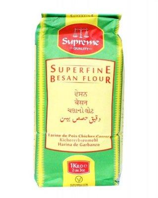 Kikärtsmjöl 3x1kg Supreme