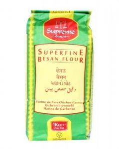 Kikärtsmjöl 12x1kg Supreme