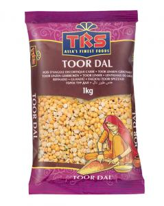 Gula Toor Linser 2x1kg TRS