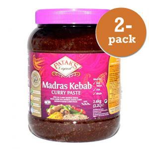 Madras Paste 2x2,4kg Patak´s
