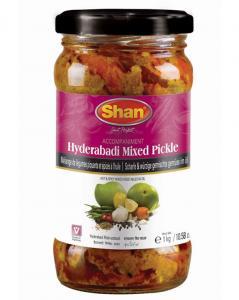 Hyderabadi Pickle 3x1kg Shan