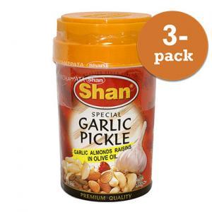 Vitlök Pickle 3x1kg Shan