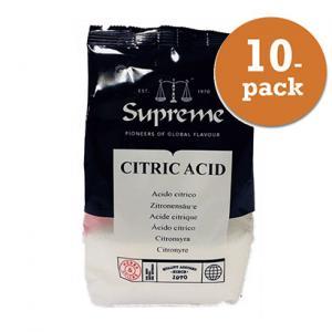 Citronsyra 10x400g Supreme