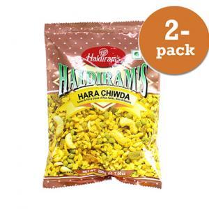 Hara Chiwda 2x200g Haldiram
