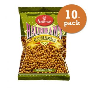 Boondi Masala 10x200g Haldiram