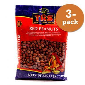 Jordnötter Röda 3x1,5Kg TRS