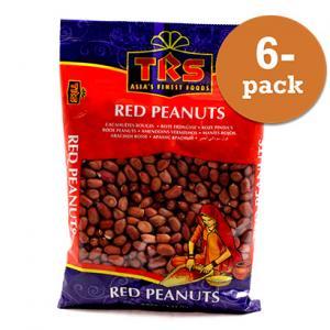Jordnötter Röda 6x1,5Kg TRS