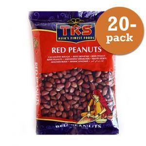 Jordnötter Röda 20x375g TRS