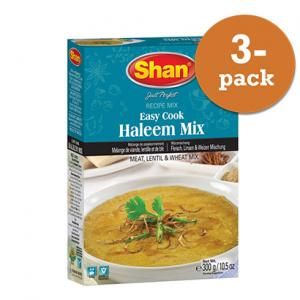 Easy Cook Haleem Mix 3x300g Shan