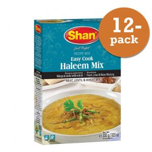 Easy Cook Haleem Mix 12x300g Shan