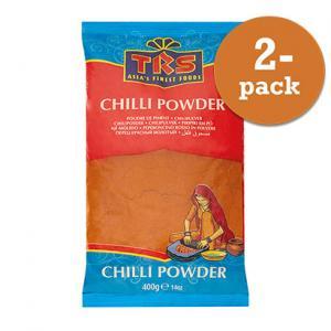Chilipulver Mild 2x400g TRS