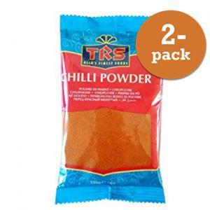 Chilipulver Mild 2x100g TRS