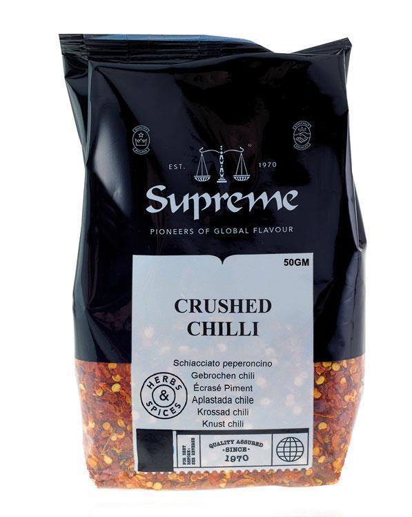 Chiliflakes 2x50g Supreme