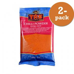 Chilipulver Extra Stark 2x100g TRS