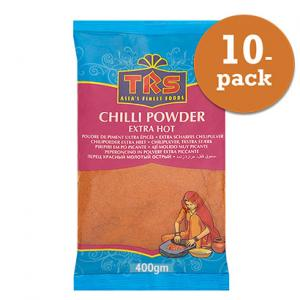 Chilipulver Extra Stark 10x400g TRS