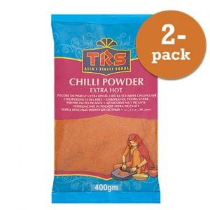 Chilipulver Extra Stark 2x400g TRS