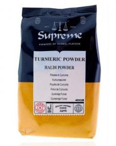 Gurkmeja Pulver 2x400g Supreme