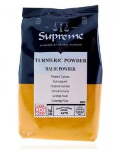 Gurkmeja Pulver Supreme 1x5kg