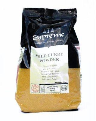 Currypulver Mild 18x100g Supreme