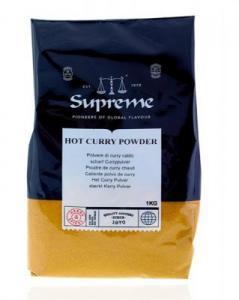 Currypulver Het 6x1kg Supreme