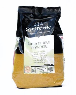 Currypulver Mild 2x100g Supreme